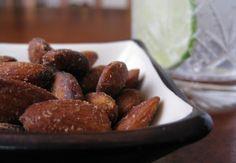 Homemade Smoked Almonds Recipe