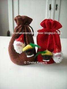 Cadeau zakjes   Http://hakenenzowatmeer.blogspot.com