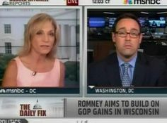 For the second time, MSNBC has been caught selectively editing video in order to attack Mitt Romney, the presumptive GOP nominee. Media Bias, Out Of Touch, Point Of View, Video Editing, Two By Two, Politics, Hacks, Tips