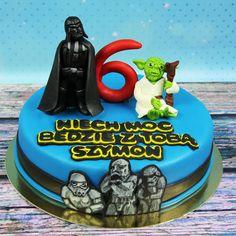 Tort dla chłopca Star Wars Gdańsk