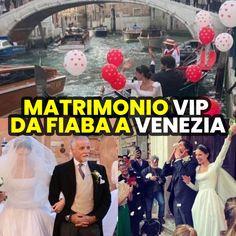 Come una vera principessa: la sposa arriva in chiesa in gondola tra fiori e applausi. Matrimonio vip da fiaba a Venezia