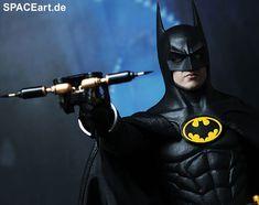 Batman 1: Batman (Michael Keaton) - Deluxe Figur, Fertig-Modell, http://spaceart.de/produkte/bm006.php