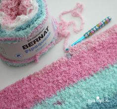 Bernat 174 Baby Sport And Pipsqueak Lots Of Stripes Baby
