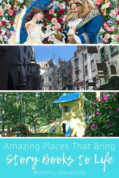 Amazing Places that