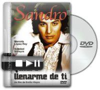 sandro-quiero-llenarme-de-ti Sandro, Baseball Cards, Te Amo