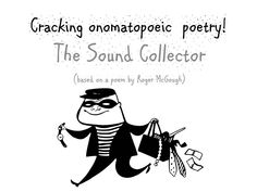 How to Write an Onomatopoeic Poem (differentiated lesson plan, writing frame and power point) Book Clubs, Book Club Books, Onomatopoeia Poems, Poetry Examples, Roger Mcgough, Lesson Plan Pdf, Diary Writing, Teaching Resources, Literacy