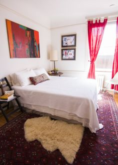 Rena's Global Eclectic San Francisco Apartment via Apartmenttherapy.com