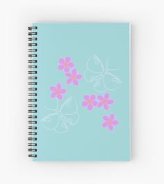 Simple and delicate blossom and butterfly design on a teal blue background. Works well as a pattern on just about anything. Pink Blossom, Canvas Prints, Art Prints, Butterfly Design, Teal Blue, Blue Backgrounds, Spiral, Chiffon Tops, Delicate