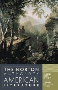 The Norton anthology of American literture. 8th short ed. en dos vol.