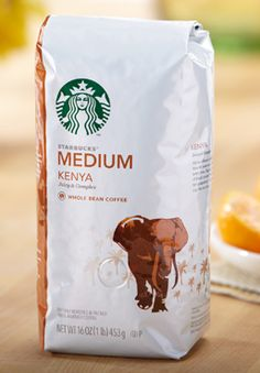 Starbucks Kenya, my coffee of choice. Starbucks Store, Starbucks Coffee, Coffee Packaging, Brand Packaging, Kenyan Coffee, Coffee Words, Acerola, Coffee Store, Coffee Company