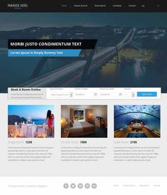 Paradise-Hotel-Free-Responsive-Hotel-template