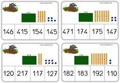 Jeux auto-correctifs de calculs – Caracolus Math School, Best Teacher, Montessori, Classroom, Education, Cycle 2, Jouer, Voici, Numbers