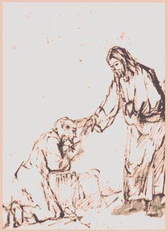God en wij: Handoplegging