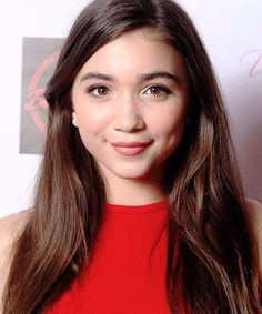 Rowan Blanchard is my role model! She is making a difference in the world. She inspires me to not care what people say about me liking girls and guys. She also inspires me to try to make a difference to. I really hope i could meet her one day (or at least just communicate with her). But it will be a while 'till i ever have the chance to do that.