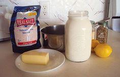 Easy-to-make farmer's cheese by Leach Leach
