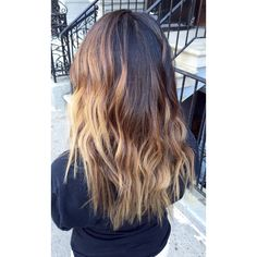 From box dye hair to this