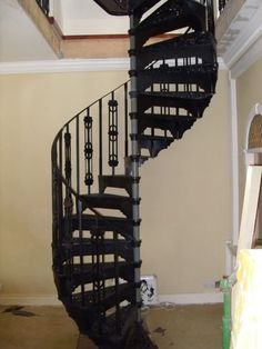 Spiral Staircase Cost Sharp Wooden Frame And