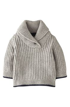 Mini Boden Retro Sweater (Baby Boys) available at #Nordstrom