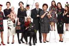 Campagne Dolce & Gabbana - Automne/hiver 2015-2016