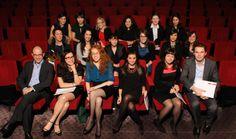 Diplômés du Master Management Interculturel de l'ISIT