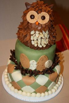 I'm just obsessed with owls.
