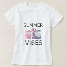 #women - #SUMMER VIBES Women's T-Shirt