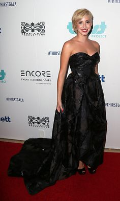 Prince Albert's American daughter Jazmin Grace Grimaldi at the Thirst charity event in June 2015.  Photo: Getty Images