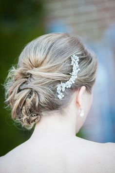 Updo ©2013 Sara Wight Photography