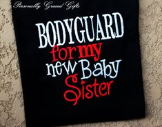 Big Brother or Big Sister Bodyguard For My New by PersonallyGraced
