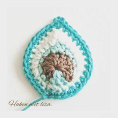 I think I love it!  # peacock # pauw #veer #haken #crochetaddict #instacrochet #lovecrochet #häkeln #haken by haken_met_liza