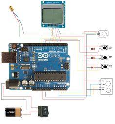 Trena Eletrônica – Laboratorio de Garagem (arduino, eletrônica, robotica, hacking)                                                                                                                                                                                 Mais