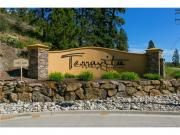 Don't miss out on this spacious top floor 2 bed / 2 bath plus den quality corner unit freehold condo by KWest Homes in West Kelowna! #terravita #auburn #forsale $437,500