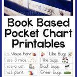 Pocket Chart Printables