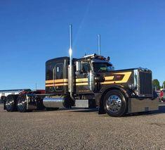 Small Trucks, Big Rig Trucks, Semi Trucks, Cool Trucks, Pickup Trucks, Peterbilt 359, Peterbilt Trucks, Maximum Overdrive, Heavy Truck