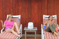 Relax and listen to Melody this weekend! Melody's weather resistant body makes it the perfect outdoor companion.  www.followmelody.com $449