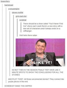 that sounds exactly like something moffat would do....
