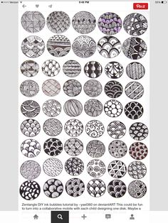 bunch of patterns I always use