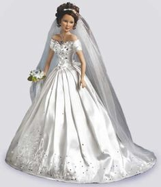 Image result for sandra bilotto bride dolls