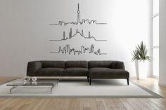 Wall Decal Vinyl Sticker Decals Art Decor by CreativeWallDecals