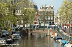 Amersterdam, Netherlands, Holland. While working for KLM, this was almost a daily trip for me! Such a great place to vacation.