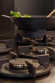 Piit Professional messing branders en wokbrander met wokring #pittcooking #koken