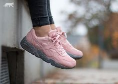 "Кроссовки Puma Winterized R698 ""Coral Cloud Pink"" Арт. 0359"