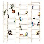 Buy online Lift By radis, open modular shelving unit design Veiko Liis, special treasures Collection Cube Bookcase, Etagere Bookcase, Ladder Bookcase, Bookshelves, Solid Wood Shelves, Metal Shelves, Corner Display Unit, Regal Design, Modular Shelving