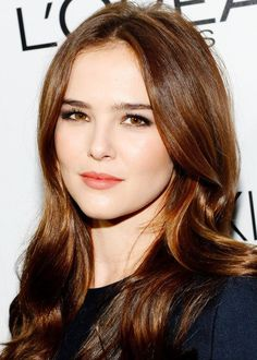 Zoey Deutch from Vampire Academy. There is some serious woman power here.