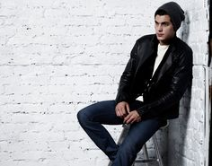 Paige Denim Holiday 2013 Lookbook