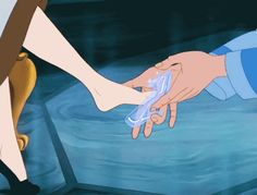 Pin for Later: 40 Disney Princess Secrets You Never Knew Growing Up Cinderella's shoe size is a 4 1/2. Those are some dainty feet.