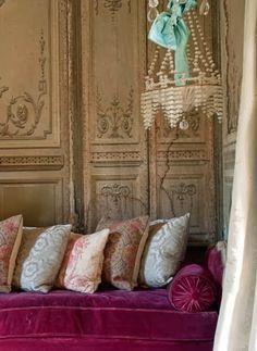 Uma Villa très chic com décor provençal