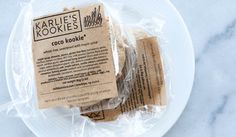 How to make healthy, gluten-free and dairy-free coconut cookies from supermodel Karlie Kloss