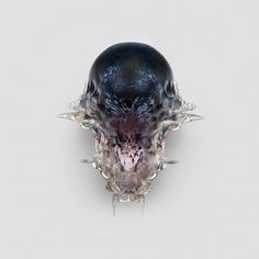 The first series of Neri Oxman's 3D-printed Vespers to be released is named Present. Conceptually, it is the second in the three series, and it aims to prompt discussion about the transition period between life and death.