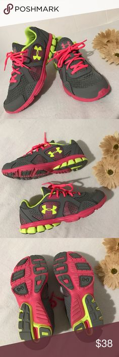 👟 Under Armour womens running shoes 👟 Under Armour womens running shoes . SIZE: 8. Synthetic. Imported. Rubber sole. Smooth and breathable. Worn a couple of times. Still in very good condition. ✔️feel free to make a reasonable offer ✔️add another bundle to save 10% discount. Under Armour Shoes Athletic Shoes